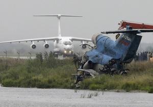 Довідка: Найбільші авіакатастрофи в Росії у XXI столітті