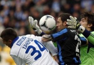 Сохранили отрыв: Динамо обыграло Черноморец