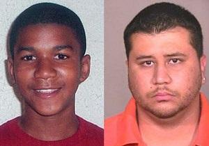 У Флориді пройшла хода в пам ять про вбитого підлітка