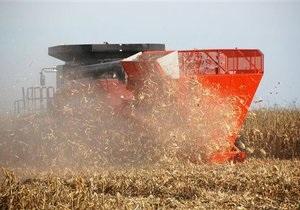 Уряд пропонує корпоратизувати державну продовольчо-зернову корпорацію