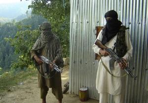 Американська авіація в Афганістані знищила 30 бойовиків Талібану