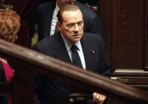 Берлусконі повернувся на посаду президента Мілана