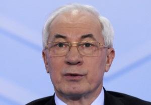Азаров має намір запозичити досвід Грузії у боротьбі з корупцією