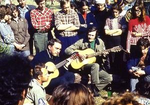 Корреспондент: Співаючі гітари. Чим була авторська пісня за часів СРСР - архів