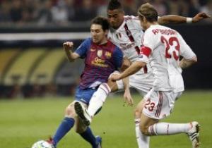 Месси: Судья не назначил чистый пенальти в ворота Милана
