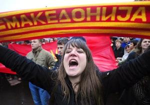 Македонія на рік ввела безвізовий режим для українців