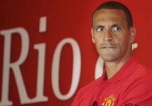 Манчестер Юнайтед готовит новый контракт Фердинанду