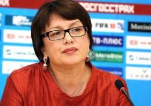 Смородська не збирається йти з Локомотива