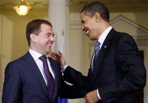 У Сеулі відбудеться зустріч Обами і Медведєва