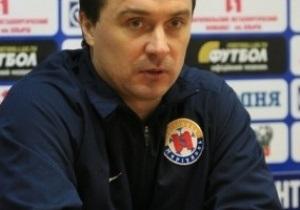 Наставник Ильичевца: Мы ни в чем не уступали Динамо
