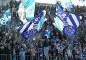Фанаты Зенита в знак протеста ушли со стадиона на пятой минуте матча с Рубином