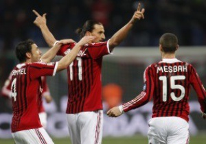 Великий и ужасный: Ибрагимович принес Милану победу над Ромой