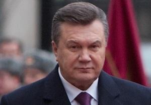 Янукович затвердив Стратегію держполітики сприяння розвитку громадянського суспільства в Україні
