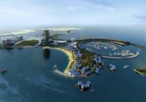 Фотогалерея: Королевский остров. Реал построит курорт в ОАЭ за миллиард долларов