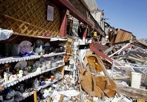 Землетрус у Мексиці: пошкоджено як мінімум 32 тис будинків