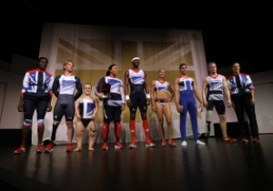 Сборная Великобритании представила форму на Олимпиаду-2012