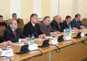 Глава Рівненської обладміністрації відмовився спілкуватися з журналістами російською