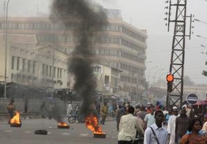 У Малі військові захопили палац президента і оголосили про розпуск парламенту