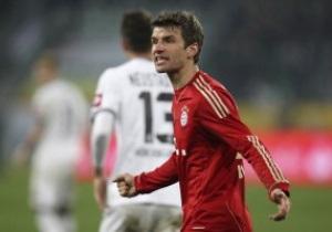 Кубок Германии: Бавария со скрипом выходит в финал