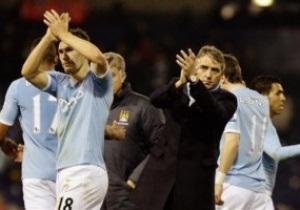 Манчіні: Манчестер Сіті виграє Прем єр-лігу