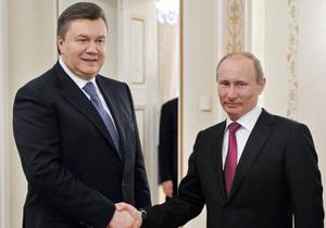 DW: У глухому «митному» куті. Януковичу у Москві натякнули на можливі  проблеми
