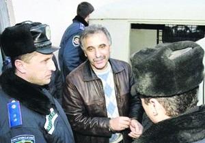 Колишнього кримського спікера Гриценка засудили до двох років в язниці умовно
