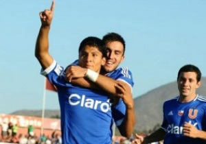 Чилийский форвард получил травму, отмечая победный гол