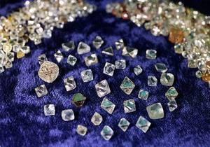 Російський Мінфін продав алмази на $ 26 млн