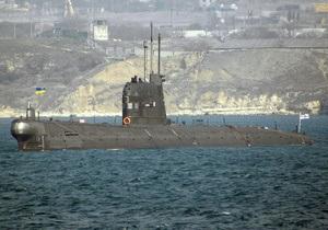 У строю: підводний човен Запоріжжя вийшов у бухту для виконання навчальних завдань