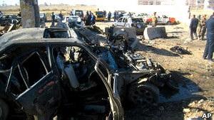 У серії вибухів в Іраку загинули щонайменше 38 осіб