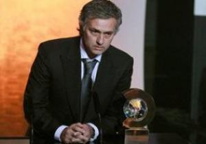 Моуриньо признали самым высокооплачиваемым тренером мира
