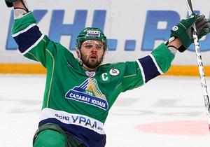 Лучший игрок КХЛ уезжает в Северную Америку