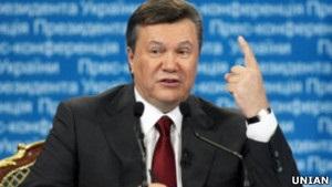 Янукович обіцяє російській мові більше можливостей