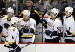 NHL: Фінікс і Нешвілл виграють свої матчі в серії булітів