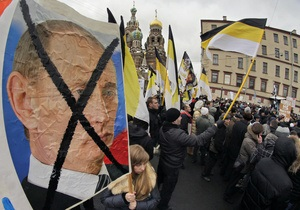 Поліція Москви затримала двох опозиціонерів після мітингу на Пушкінській площі