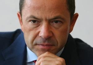 Тігіпко заявив, що хотів би очолити Партію регіонів