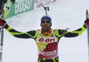 Француз Мартен Фуркад став володарем Кубка світу з біатлону