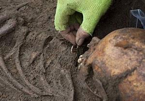 Археологи виявили під Кембриджем останки англо-саксонської принцеси