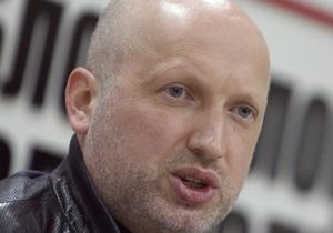 Турчинов вважає, що Кличко повинен приєднатися до об єднаної опозиції