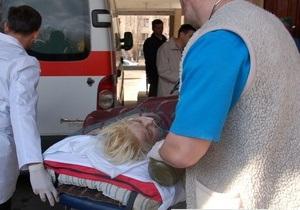 Жертва злочину в Миколаєві задовільно перенесла переліт у Донецьк