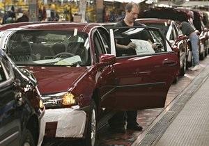 Названі найбільші країни-виробники легкових авто
