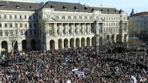 Прем'єр-міністр Угорщини засудив  колоніалізм ЕС