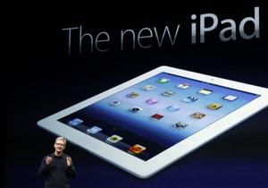 Після початку продажів нового iPad в Азії планшет може стати бестселером