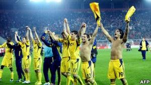 Харківський Металіст вийшов у 1/4 фіналу Ліги Європи
