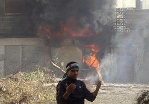 Правозахисники: Кількість жертв зіткнень у Сирії перевищила дев'ять тисяч осіб