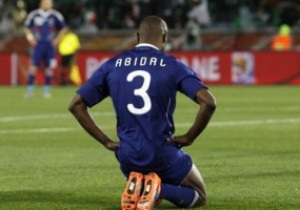 RMC: Абидаль пропустит Евро-2012