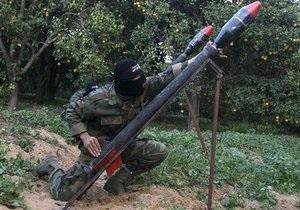 Ізраїльська система ПРО перехопила ракету, випущену по півдню країни