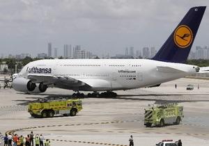 Крупнейший европейский авиаперевозчик в 2011 году понес убытки в 13 млн евро
