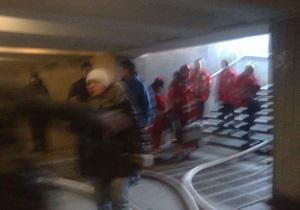 Займання на Осокорках локалізоване. Три станції київського метро все ще закриті