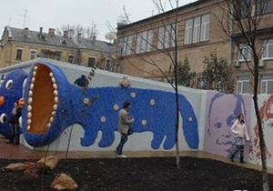 Попов гарантує, що Пейзажну алею не забудують